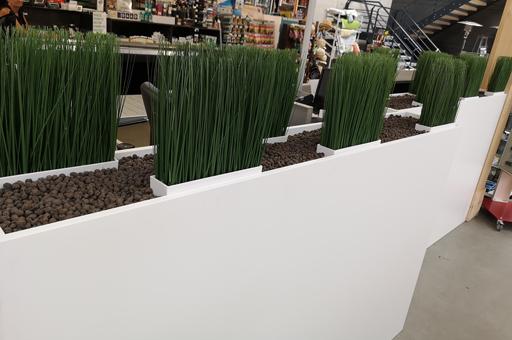 décorations et plantes pour événements