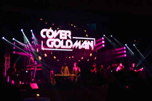 concert cover goldman mondorf casino 10 ans AFC bénélux