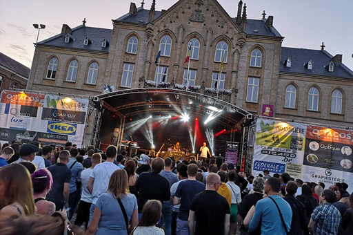 concert fête nationale belge arlon place léopold 21 juillet