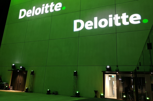 corporate event deloitte inauguration bureaux cloche d'or luxembourg