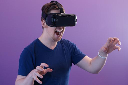 réalité virtuelle VR casque oculus HTC animation entreprises