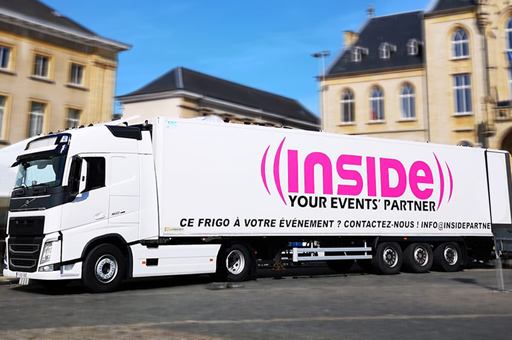camion frigo autonome INSIDE